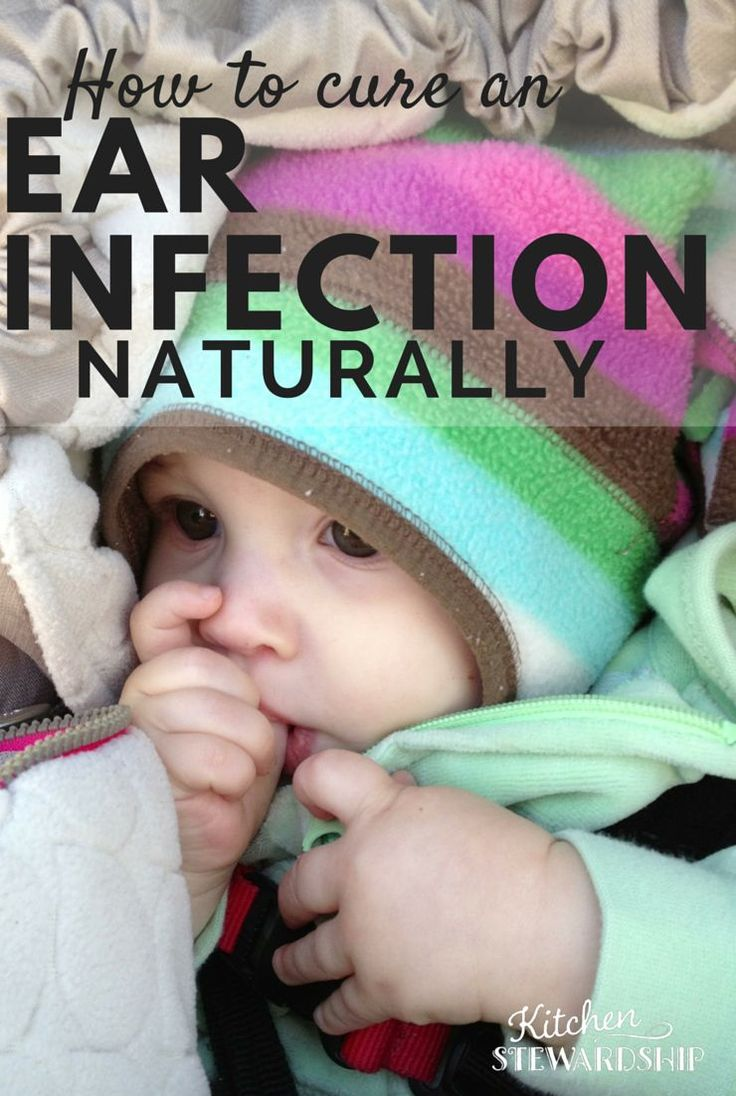 how to avoid ear infection because of cold
