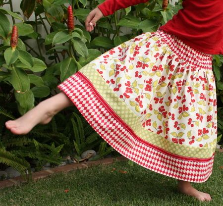 10 girly skirt tutorials (now I need a granddaughter to sew for) hint, hint