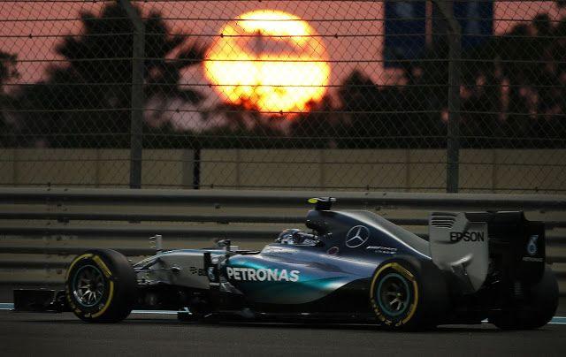 P1: Formula 1 - Grande Prêmio de Abu Dhabi