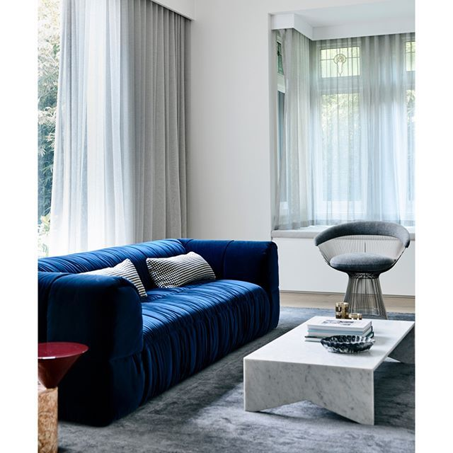 The Memphis Low Table Featured In The Elwood House By Matyas