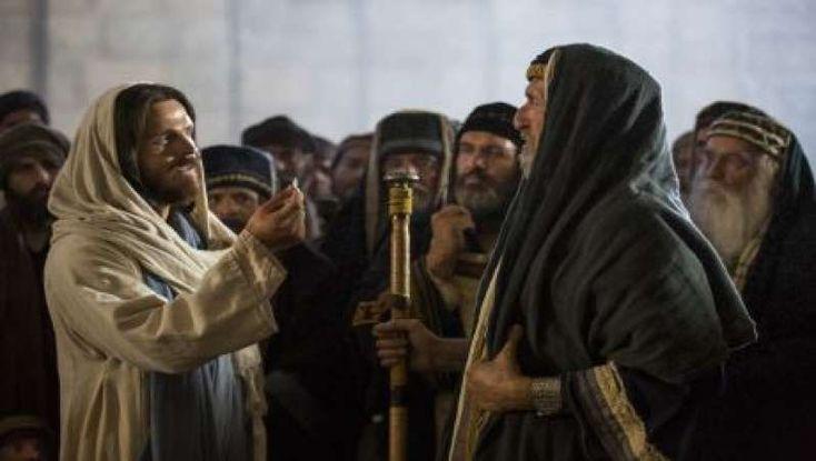 Ο Χριστός αρνήθηκε ότι ήρθε από το Γιαχβέ, τον θεό των Εβραίων. Γιατί η εκκλησία διδάσκει το αντίθετο ;