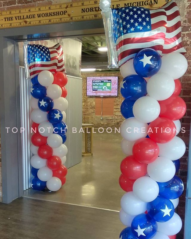 Top Notch Balloon Creations Experience Balloon Decorations Unique To Your Imagination Travel Through Floating Balloons Balloon Columns Homecoming Decorations