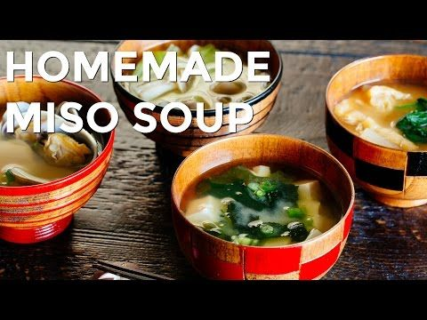 Homemade Miso Soup 味噌汁 • Just One Cookbook