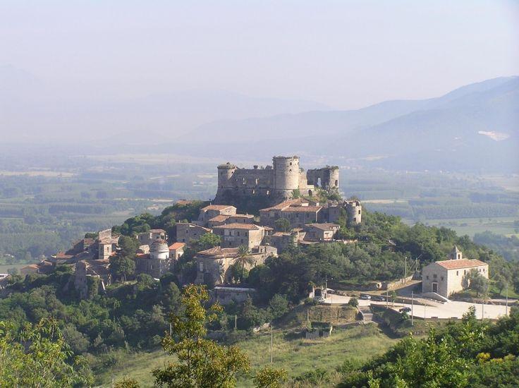 Borgo Medievale di Vairano Patenora
