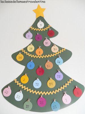 Care creative, è arrivato il grande giorno... da oggi inizierò a parlarvi del Natale, incominciando con quattro post, dedicati ai calenda...