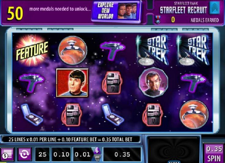 I videoen spillemaskine kan have op til 25 betalingslinjer, hvor du kommer på tværs af nogle af de mest uforglemmelige stjerner i serien som Dr. McCoy eller Captain Kirk. #StarTrekRedalert #friautomaten