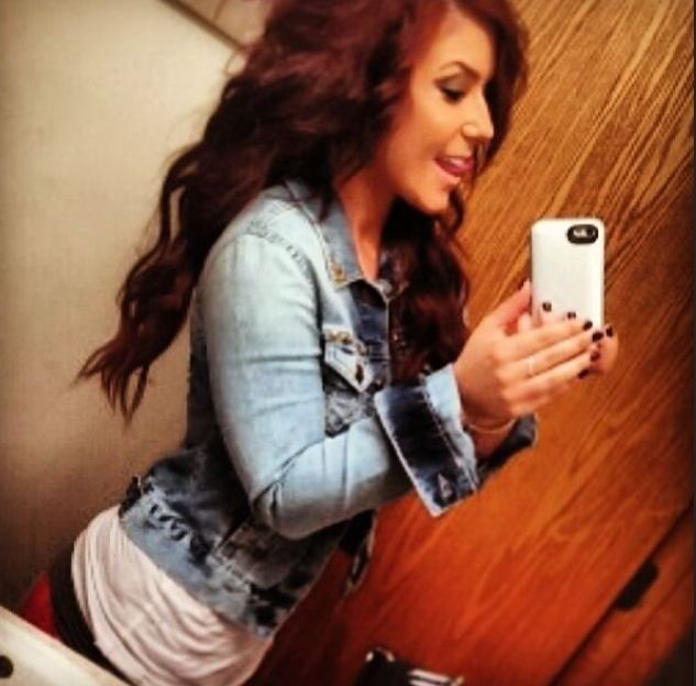 105 best teen mom images on pinterest book chelsea deboer and teen mom star chelsea houska love her style pmusecretfo Image collections