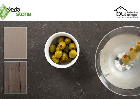 Noble Pietra Grey is a beautiful grey/brown base with light veins running throughout giving a very elegant look.