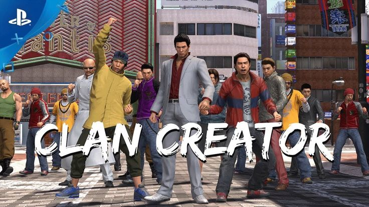 Yakuza 6: The Song Of Life - Clan Creator Trailer https://www.youtube.com/watch?v=yFCmNUzzbGQ #gamernews #gamer #gaming #games #Xbox #news #PS4