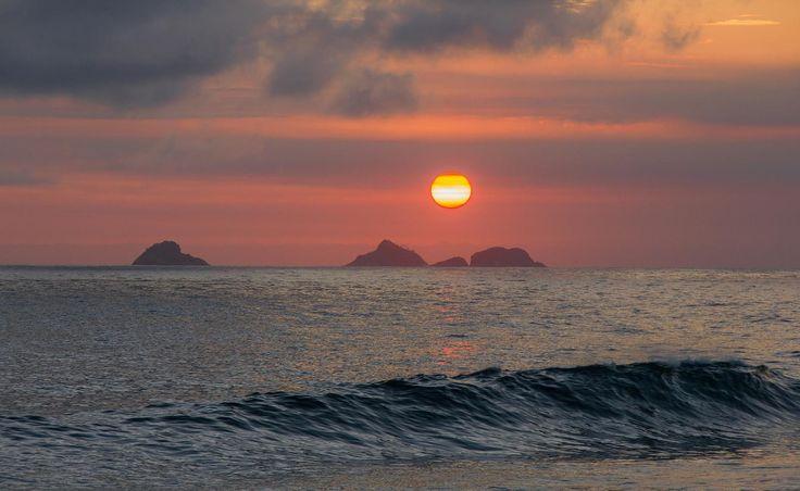 www.italianobrasileiro.com  Rio de Janeiro (RJ) - Tramonto spiaggia do Arpoador Foto: Bruno Martins