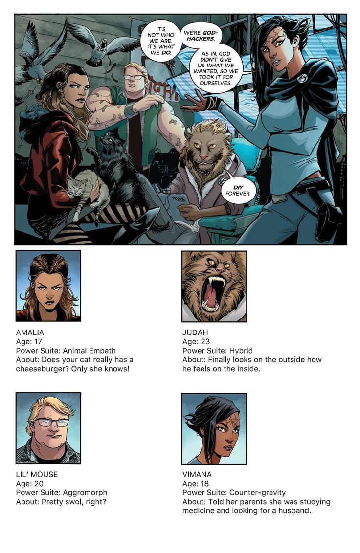 Brilliant Trash Issue #2 - Read Brilliant Trash Issue #2 comic online in high quality