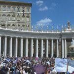 Papa Francisco en el rezo del Ángelus: El pan de Dios es Jesús mismo