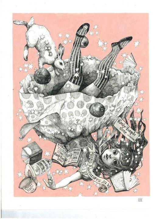 Yuko Higuchi マルイワン アリス展