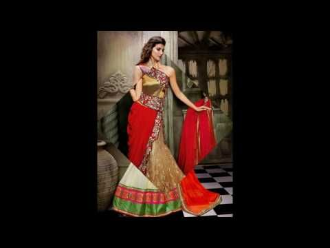 Buy gorgeous Indian Wedding Sarees Online for special occasions like wedding,festivals,Engagement,Wedding Parties,Sangeet. Shop online at www.indiandresses.co