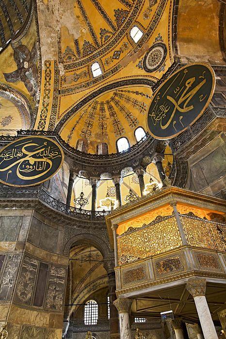 Hagia Sophia by Kantilal Patel