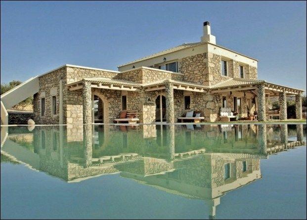 Аренда вилл и домов Греция, виллы на Крите с видом на море