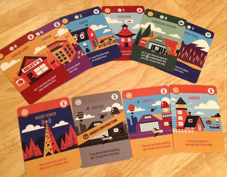 Card Game Design on Behance