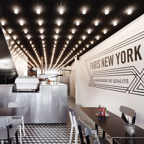 Paris New-York by  Cut Architectures