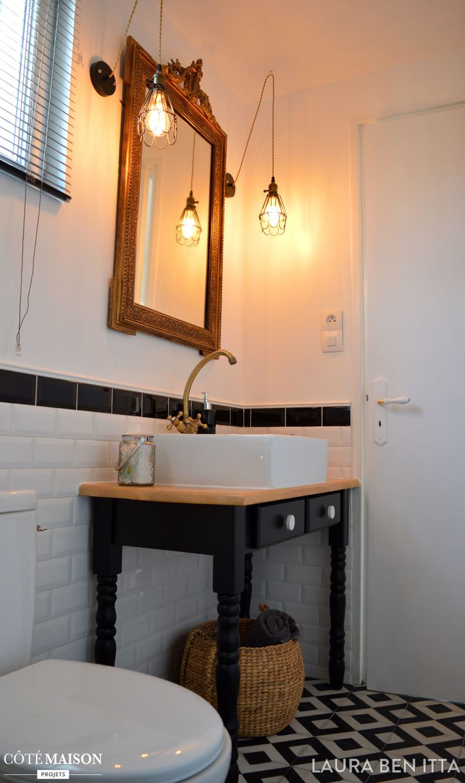 les 25 meilleures id es de la cat gorie salle de bain 6m2 sur pinterest plans de salle de bain. Black Bedroom Furniture Sets. Home Design Ideas