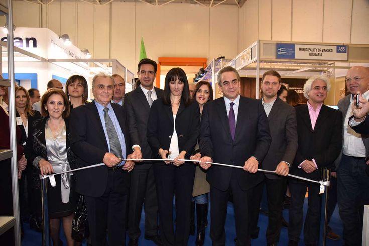 Greek Tourism Expo 2016: Με μεγάλη επιτυχία ολοκληρώθηκε η 3η Διεθνής Έκθεση Τουρισμού.