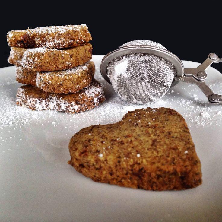 CheeseLovesPepper: Biscotti di grano saraceno e farro con cioccolato e arancia