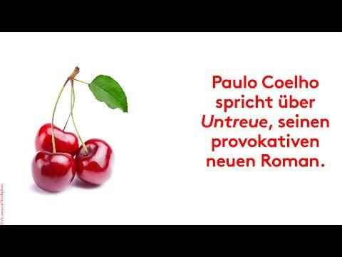 """Paulo Coelho über Ehe- und Lebenskrisen und darüber, wie er dazu kam, einen Roman namens """"Untreue"""" zu schreiben – zu einem Thema das, wie er sagt """"in der Luft lag"""".  Leseprobe: b2l.bz/2oZMYF  Mehr zum Buch: diolink.ch/mw"""
