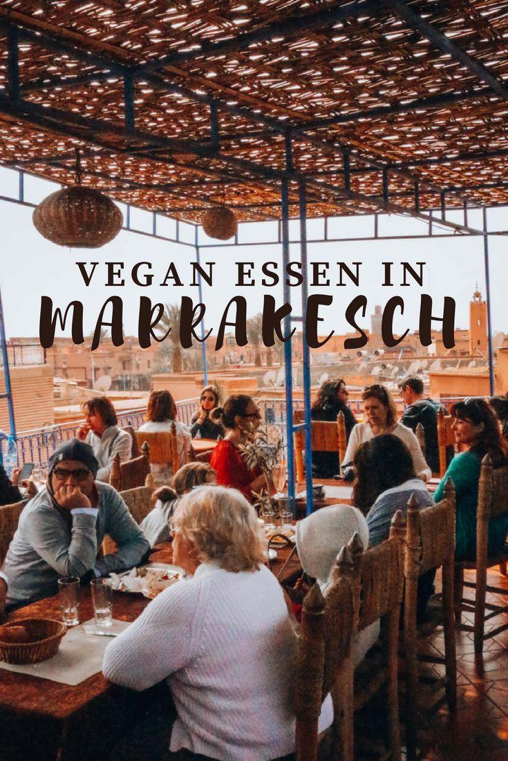 Vegan essen in Marrakesch? Überhaupt kein Problem! In diesem Artikel zeige ich euch meine liebsten Lokale mit leckerem veganen Essen, toller Aussicht und natürlich dem typisch marokkanischen Feeling von 1001 Nacht.