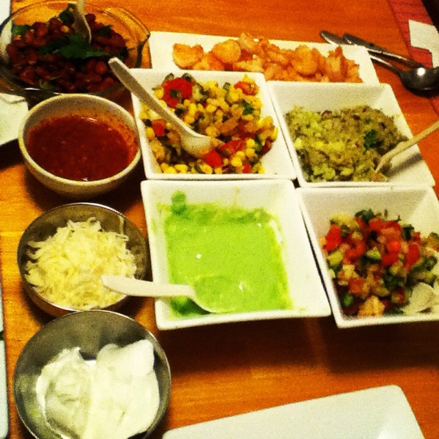 35 best images about taco bar on pinterest salad bar for Best bar food recipes