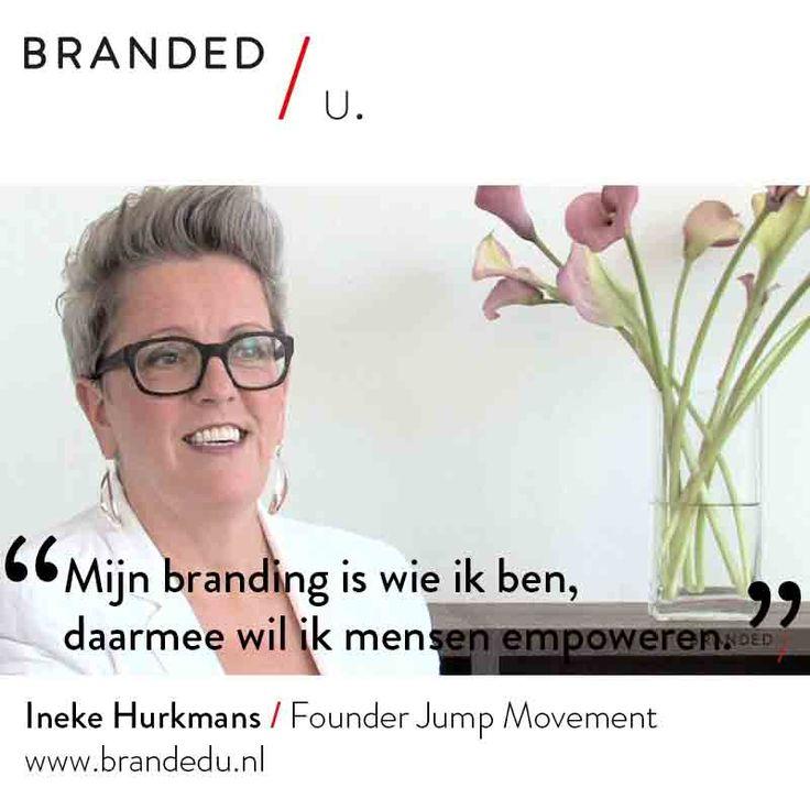 Ineke Hurkmans / Founder Jump Movement