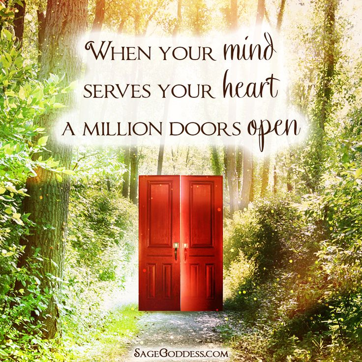 How has your heart been speaking to you?