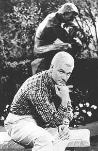 "Dobie Gillis- The Thinker...how I spent the ""wee hrs"" with my wee Gavin <3 Nick At Night 1991"