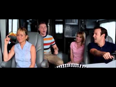 We're the Millers - Friends song - YouTube