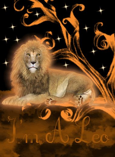 FOR MY DAUGHTER HOLLY Myspace Comment: Zodiac Sign - Leo