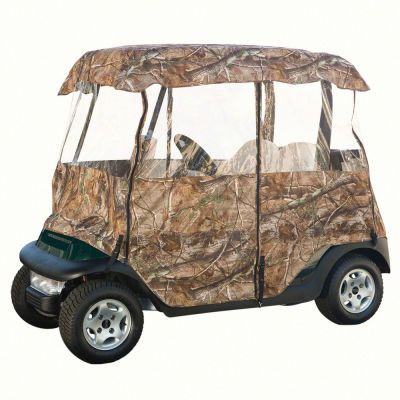 "Classic Accessories Deluxe Camo Golf Cart Enclosure: ""Deluxe Camo Golf Cart… #GolfClubs #GolfDrivers #GolfIrons #GolfPutters #GolfHybrids"