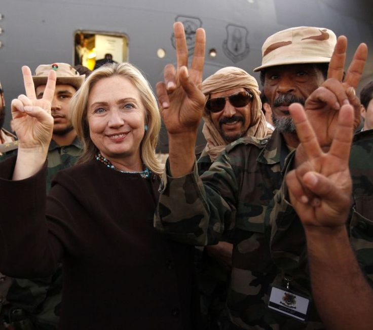 "HILLARY CLINTON: ""HAMMAS USES HUMAN SHIELDS BECAUSE GAZA IS PRETTY SMALL."" HILLARY CLINTON STANDS WITH HAMMAS."