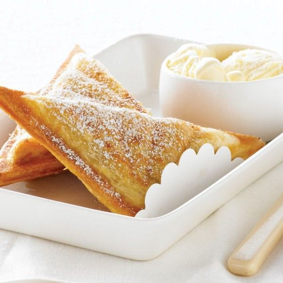 Hot Apple Pie Jaffle