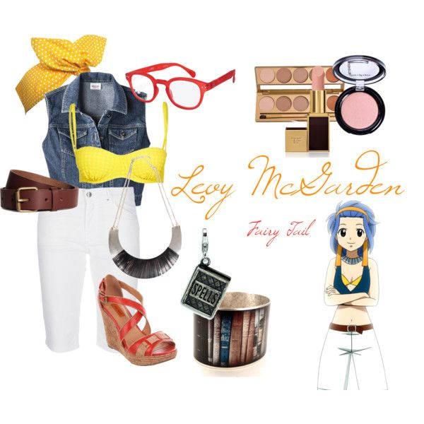 """""""Levy McGarden"""" by aliazuras on Polyvore.... maybe a different top"""