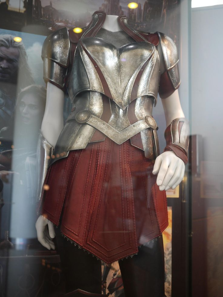 THOR: THE DARK WORLD. Sif's costume. Costume designer ...