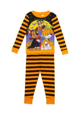 Disney Halloween Paw Patrol 2-Piece Pajama Set Toddler Boys - Multi - 4T