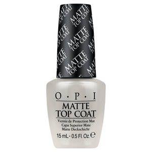 Matte Top Coat - Vernis de protection effet mat de OPI sur Sephora.fr
