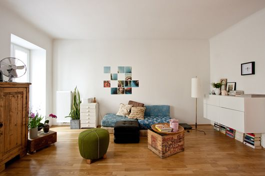 Home Tour: Greetings From Vienna