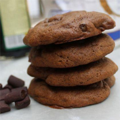 Orange Gingerbread and Chocolate Chunk Cookies   Spoonful