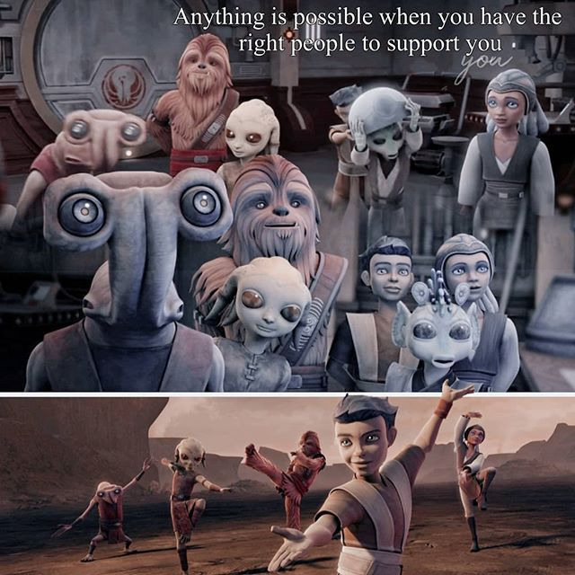 Ahsoka Tano Auf Instagram Day 17 Jedi Younglings Petro Katooni Zatt Gungi Byph Ganodi Hi How Was C In 2020 Star Wars Star Wars Jedi Clone Wars Gungi and byph are physiologically incapable. pinterest