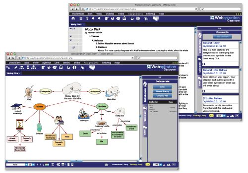 Create mindmaps, outlines, brainstorm, and more...