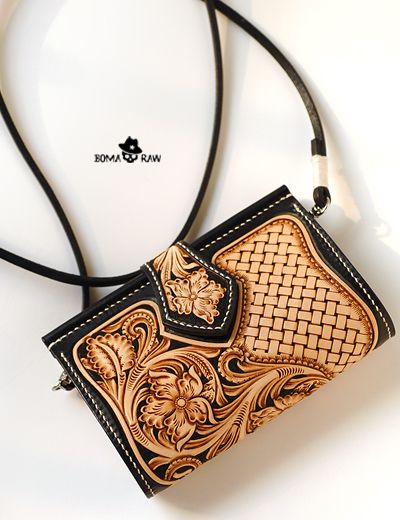 "Made by Boma, If you want to learn ""Leathercraft"" Join this forum and learn more then you can handle!!  (Leatherworker.net)"