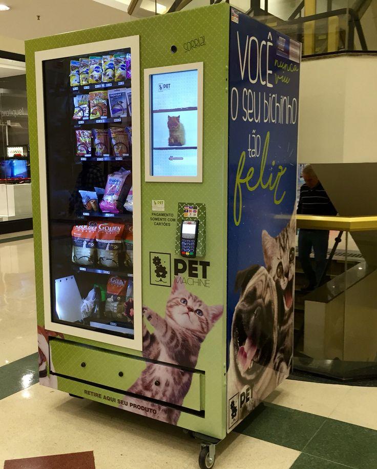 Vending Machine Pet