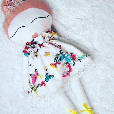 Queen Sofia. Lala XL - 80 cm.  #handmade #dollmaker #zabawki #kidsroom…