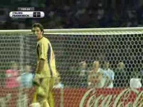 Zidane Head Butt - FIFA 2006 Final