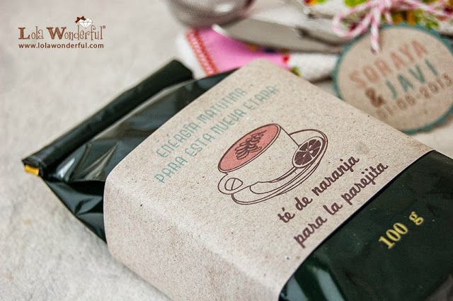 Lola Wonderful_Blog: Regalo de Bodas: Desayuno post-wedding personalizado