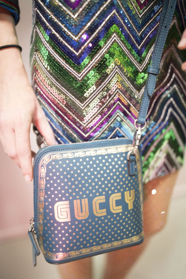 Gucci Spring Summer 2018 Fashion Show